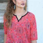 cruel girl blouse